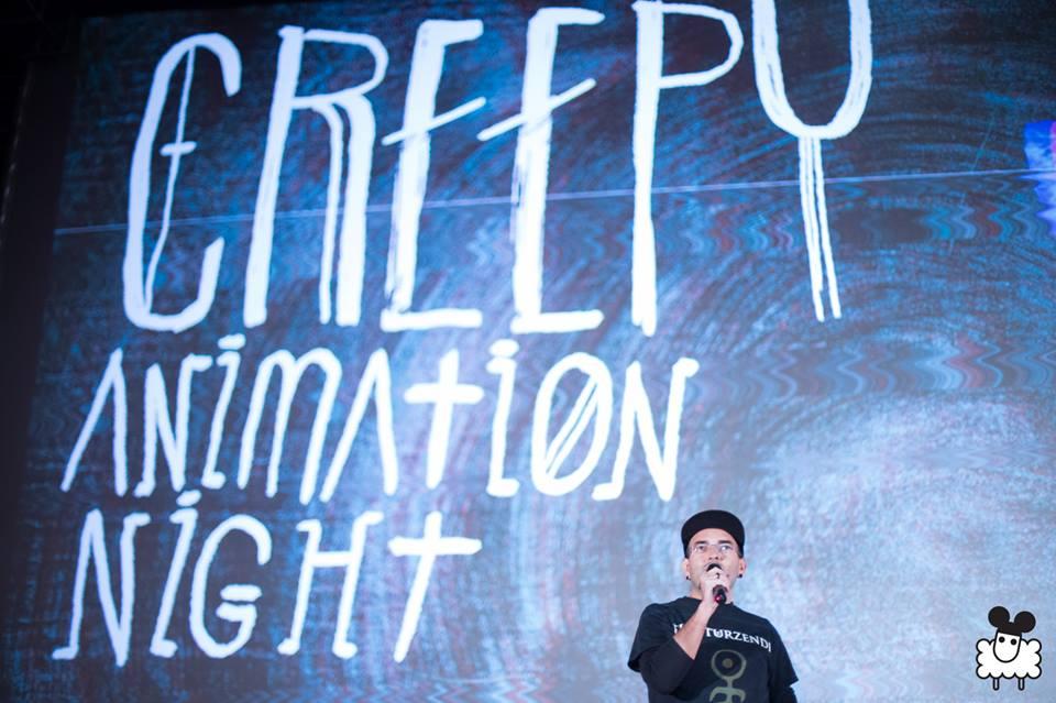 Nopți de animații horror și bizare în cadrul Anim'est 2017