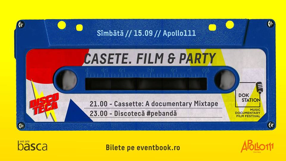 Stiri despre Filme - DokStation prezintă Discotecă #pebandă