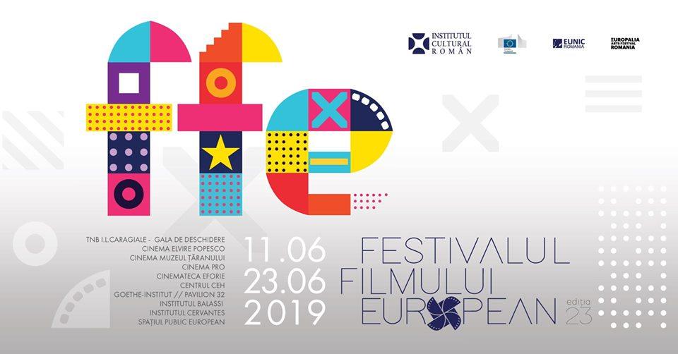 Festivalul Filmului European la București | 11-23 iunie 2019