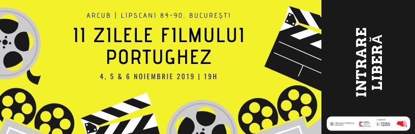 II Zilele Filmului Portughez | II Ciclo de Cinema Português