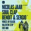 Articole despre Muzica - Festin sonor burn studios & The Mission: Nicolas Jaar live la Arenele Romane