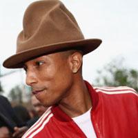 Articole despre Muzica - Pharrell Williams a lansat clipul HATTY ca urmare la reactiile primite la palaria sa de la Grammy - VIDEO
