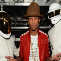 Asculta noua melodie scoasa de Pharrell Williams feat. Daft Punk