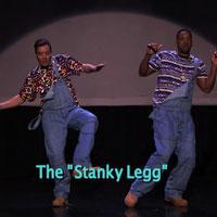 Articole despre Muzica - Evolutia dansului hip-hop cu Jimmy Fallon si Will Smith - VIDEO