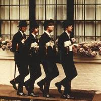 Articole despre Muzica - Acappella Abbey Road - 16 minute fantastice cu melodiile celor de la The Beatles cantate de artisti doar din voce, fara instrumente - VIDEO