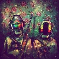 Articole despre Muzica - Arta bizara care aduce un omagiu duo-ului Daft Punk