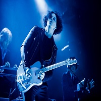 Jack White, cover dupa Enter Sandman a celor de la Metallica, la Glastonbury 2014