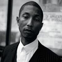 Articole despre Muzica - Pharrell Williams intr-un pictorial plin de eleganta si rafinament
