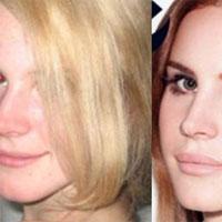 Articole despre Muzica - Cum arata Lana del Rey inainte de operatiile estetice