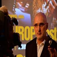 Interviuri - Luigi Gageos, directorul EUROPAfest, despre Bucharest International Jazz Competition 2015 - event-ul care transforma orasul in capitala mondiala a jazz-ului