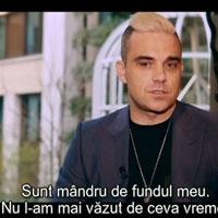 """Articole despre Muzica - Mihai Morar i-a luat lui Robbie Williams cel mai penibil interviu - """"Esti mandru de fundul tau?"""""""