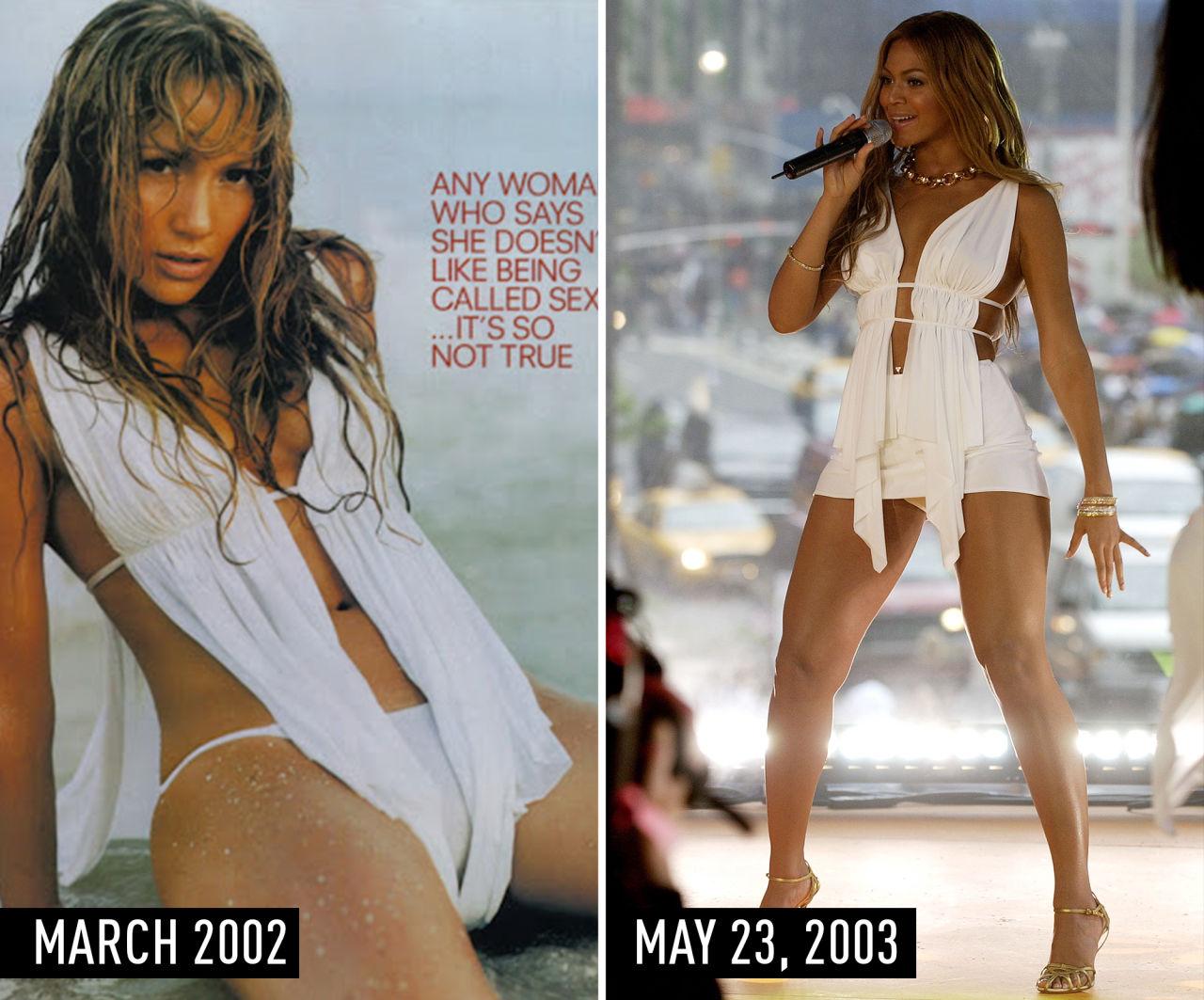 14.jpg Beyonce Fabulos! Beyoncé, copy paste după Jennifer Lopez
