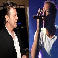 """Articole despre Muzica - David Bowie a refuzat sa colaboreze cu trupa Coldplay pentru ca melodia respectiva """"nu era suficient de buna"""""""