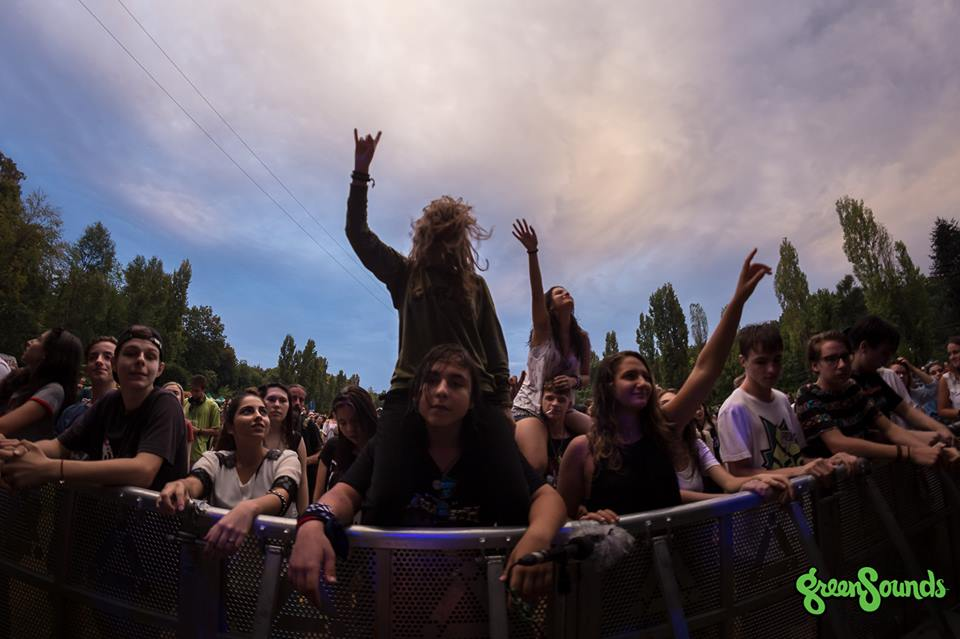 Bucharest GreenSounds Festival a ajuns la cea de-a 5-a ediție