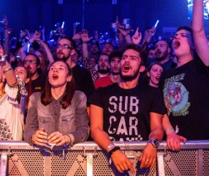 Subcarpați și Vița de Vie, primul egal din istoria Red Bull SoundClash în România