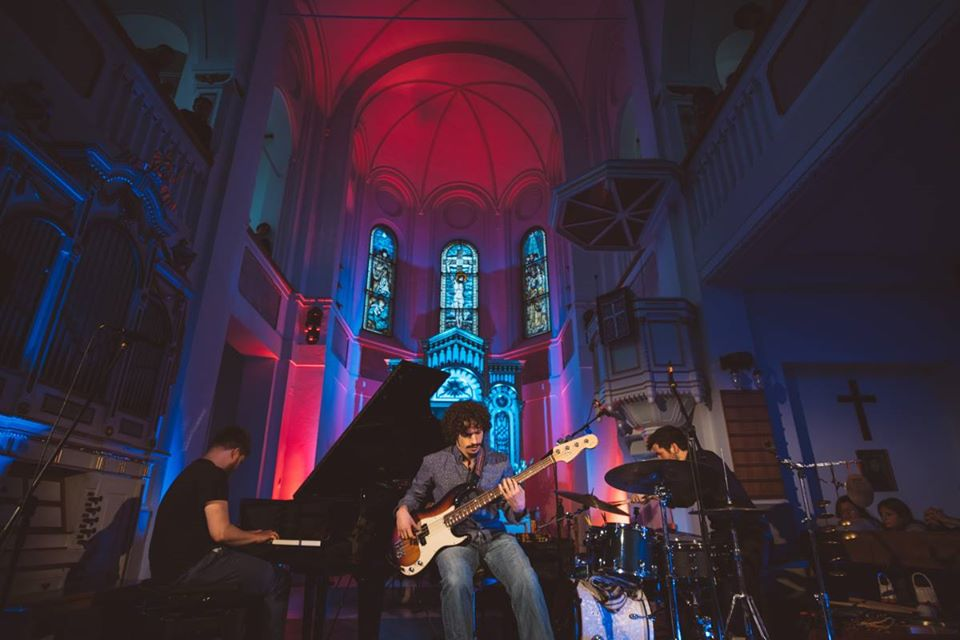 Program Jazz in Church 2020