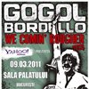 Articole despre Muzica - Care e playlist-ul perfect pentru concertul Gogol Bordello?