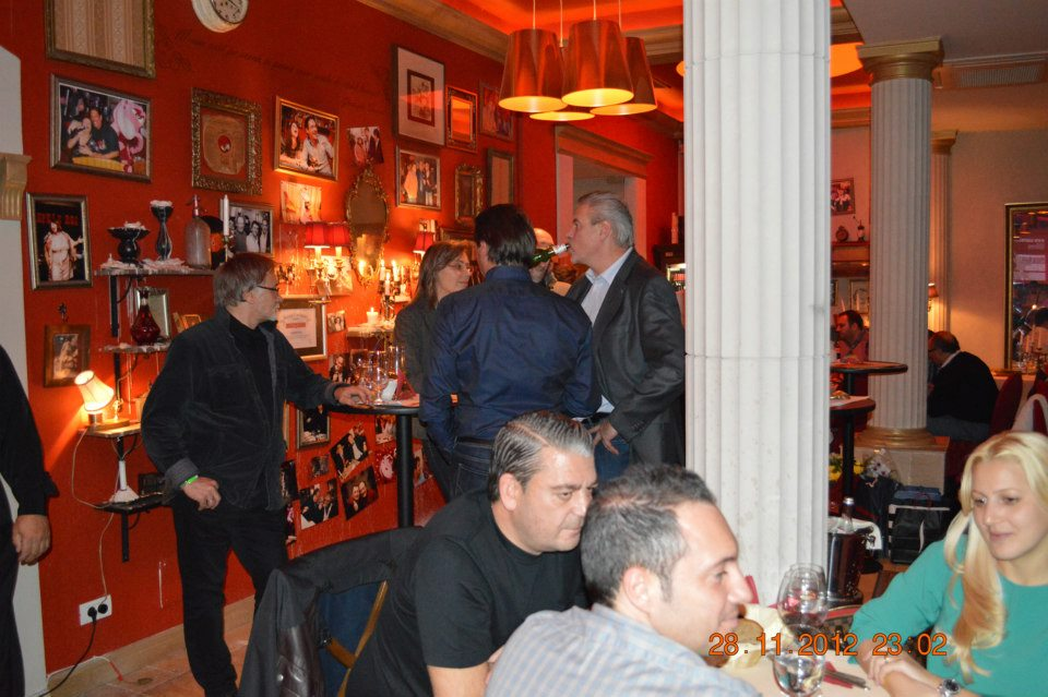 O seara de exceptie la Freedom Jazz in the City, in Sarpele Roz
