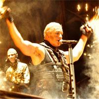 Cronici de Concerte si Evenimente - Rammstein la Rock the City 2013 - un concert incendiar in conditii jalnice