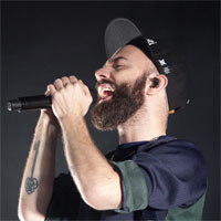 Concertul Woodkid la Transformation Event by Absolut - un show care ne-a lasat fara cuvinte (P)