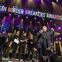 European Border Breakers Awards 2014 - cronica si poze