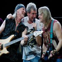 Deep Purple la Bucuresti - un concert frumos pentru oameni cuminti