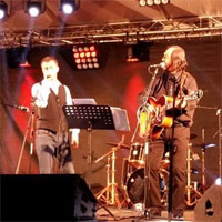 Cronici de Concerte si Evenimente - Relaxare si muzica buna la Festivalul de Jazz in aer liber PE terasa Promenada