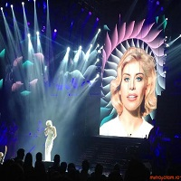 Cronici de Concerte si Evenimente - Loredana, Reveria - un show exemplar si o artista care merita toate aplauzele