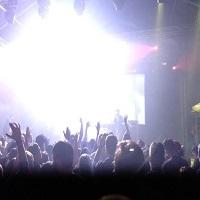 Cronici de Concerte si Evenimente - Sonor II la Arenele Romane - o seara de hip-hop trezita la viata de Suie Paparude