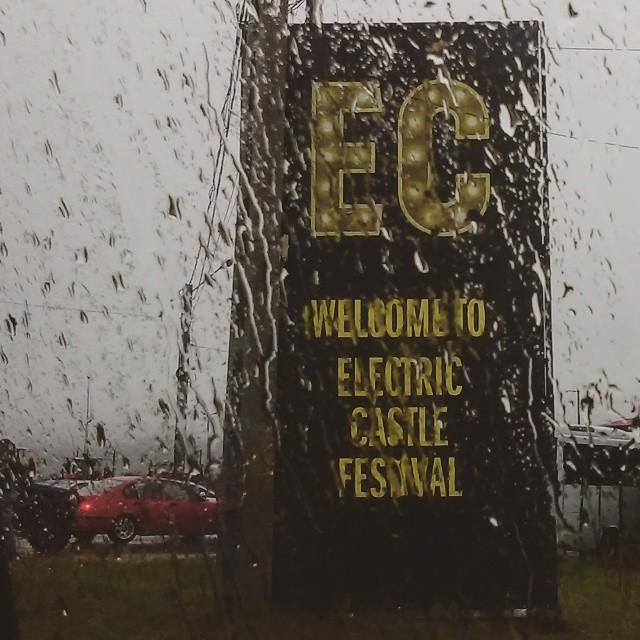 Electric Castle, ziua 1 in fotografii si video
