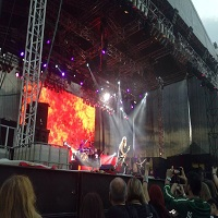 "Cronici de Concerte si Evenimente - Judas Priest la ""Bucurock"" - un show heavy metal de exceptie"
