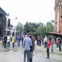 Cronici de Concerte si Evenimente - Balkanik ziua 1 - muzica buna invinge vremea rea