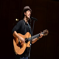 Cronica de concert: Jason Mraz la Bucuresti (sold-out) - vocea in prim-plan