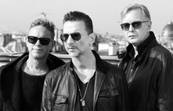 In exclusivitate pentru Metropotam: Depeche Mode, despre concertul din Romania 2013