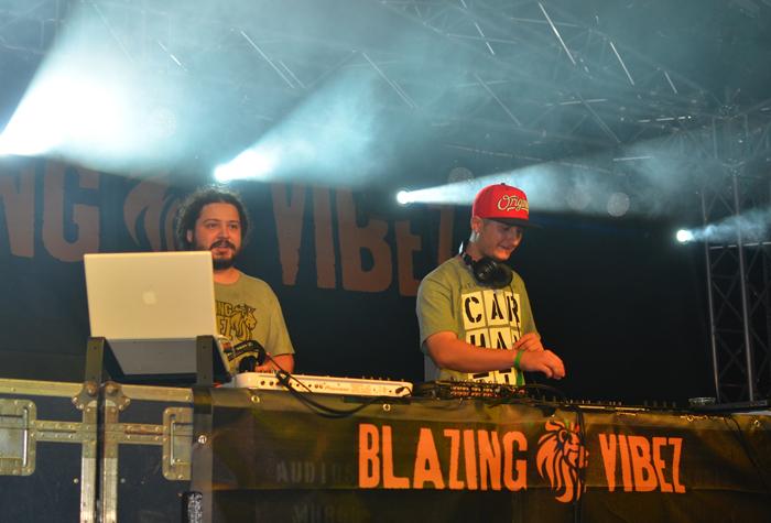 Interviu - Blazing Vibez