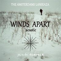 Interviuri cu Artisti - De vorba cu trupa The Amsterdams despre noul album acustic Winds Apart si alte obsesii