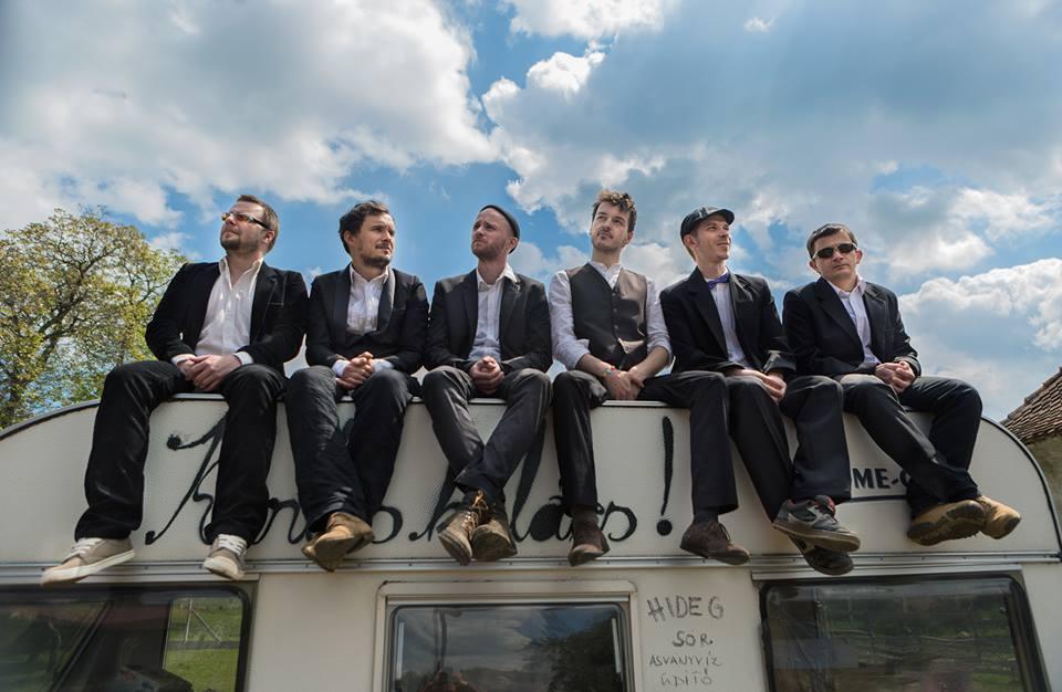 De vorba cu sZempöl Offchestra, trupa care canta in maghiara, romana si engleza