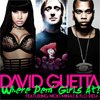 Videoclip nou de la David Guetta, Flo Rida si Nicki Minaj - Where Them Girls At