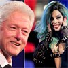Lady Gaga i-a facut o serenada lui Bill Clinton (video)