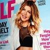 Fergie, sexy pe coperta revistei Self