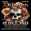 Therion anunta ca turneul actual (care trece prin Romania) e ultimul