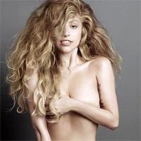 Lady Gaga, complet goala intr-o poza pentru revista V