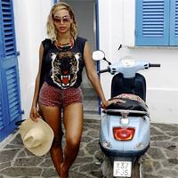 Cum arata Beyonce fara machiaj la 32 de ani