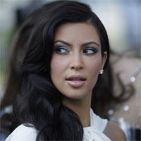 Kim Kardashian intr-o stare degradata cu fundul la vedere