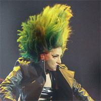 Lady Gaga s-a ingrasat iar: momente lascive de la ultimul concert