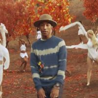 New entry: Pharrell Williams feat Daft Punk au scos un clip nou senzational pentru melodia Gust of Wind