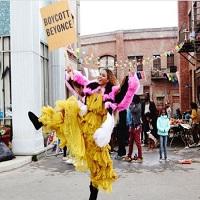 Stiri din Muzica - Beyonce a lansat o serie de fotografii behind the scenes Lemonade