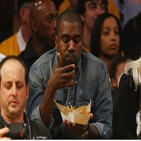 Stiri din Muzica - Kanye West a scris un poem despre McDonald's