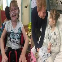 Stiri din Muzica - Ed Sheeran si-a vizitat o fana micuta in spital, iar intreg momentul este unul foarte sensibil si emotionant