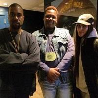Stiri din Muzica - Kim Kardashian si Kanye i-au serbat ziua lui Cameron, fiul lui Alton Sterling